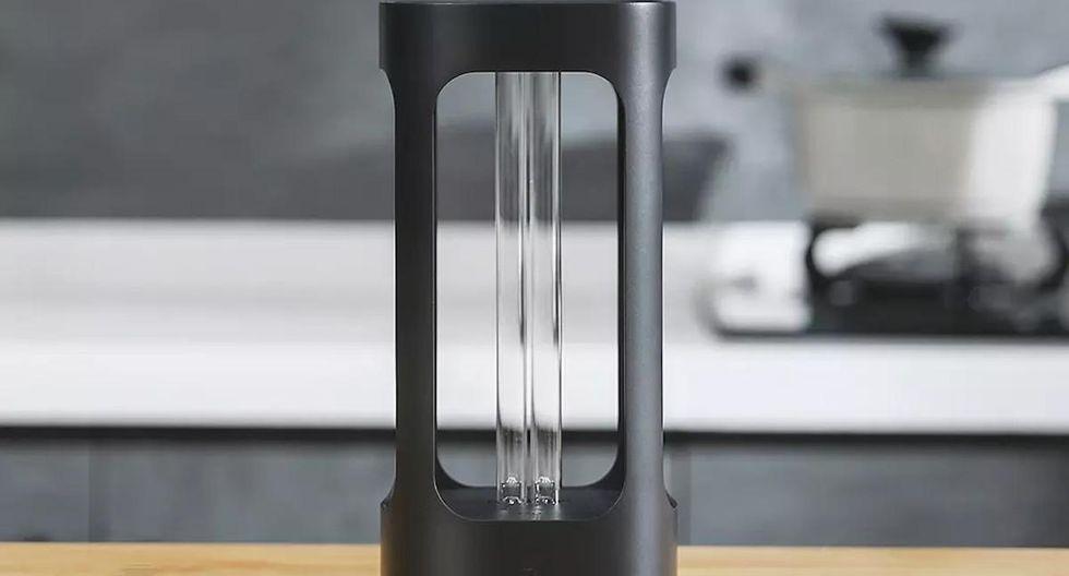 Xiaomi pone a la venta una lámpara que elimina todos los virus de casa. (Foto: Xiaomi)