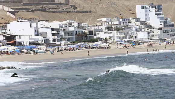 Alquiler de casas de playa oscila entre los US$700 a US$2.000
