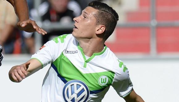 Wolfsburgo vs. CSKA: chocan en el inicio de la Champions League