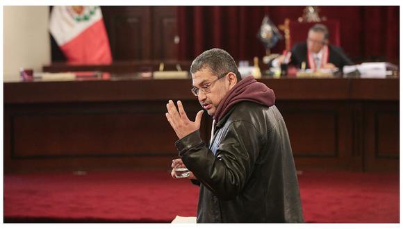 El exjuez superior y expresidente de Corte Superior de Justicia del Callao, Walter Ríos, es considerado pieza clave de la organización criminal Los Cuellos Blancos del Puerto. (Foto: GEC)