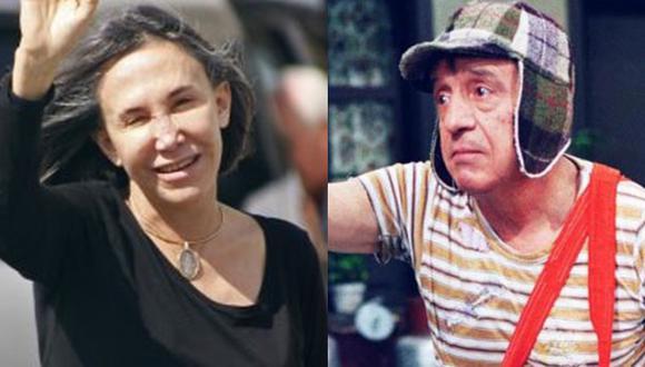 Chespirito: Florinda Meza quiere enterrarlo con traje del Chavo