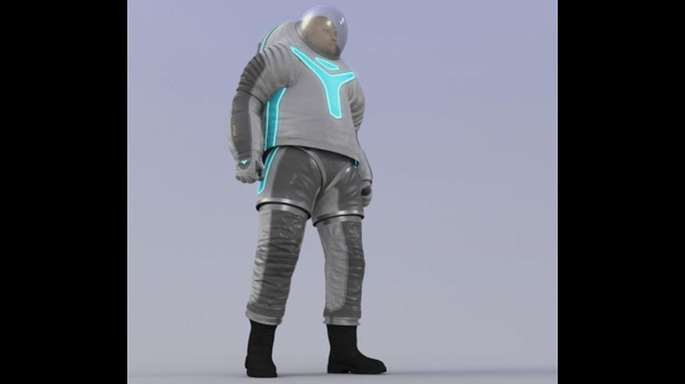 Eligen el traje de los astronautas para ir a Marte - 2