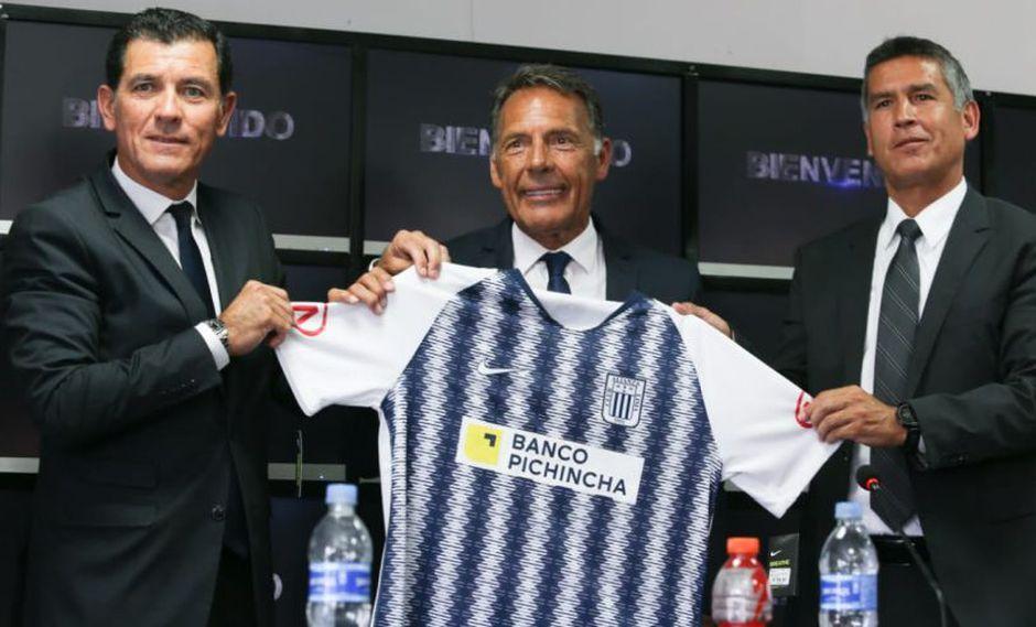Miguel Ángel Russo en Alianza Lima: Libertadores, refuerzos y todos los detalles de la conferencia de prensa. (Foto: Violeta Ayasta)
