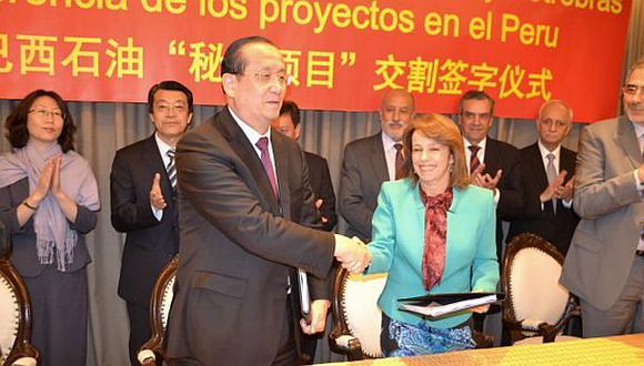 CNPC culminó la compra de activos de Petrobras en el Perú