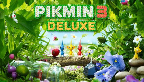 Pikmin 3 Deluxe está disponible para Nintendo Switch. (Difusión)