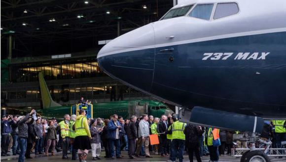 El 737 Max fue el modelo de Boeing para competir con su rival Airbus, que se había adelantado en el mercado de los aviones de mediano alcance.