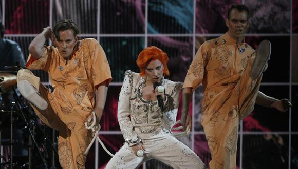 Grammy: al hijo de Bowie no le gustó el homenaje de Lady Gaga