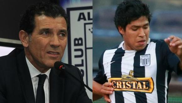 "Alianza Lima sobre Mimbela: ""Acá no va a tener continuidad"""