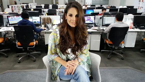Facebook: revive nuestra entrevista con Rebeca Escribens