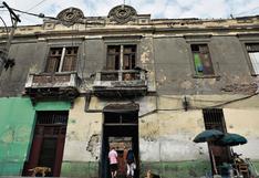 Barrios Altos y un legado histórico en estado crítico en el Centro de Lima