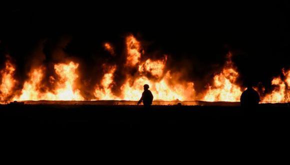 La explosión de un ducto en Tlahuelilpan dejó en evidencia el grave problema que enfrenta México.   Créditos:Getty Images