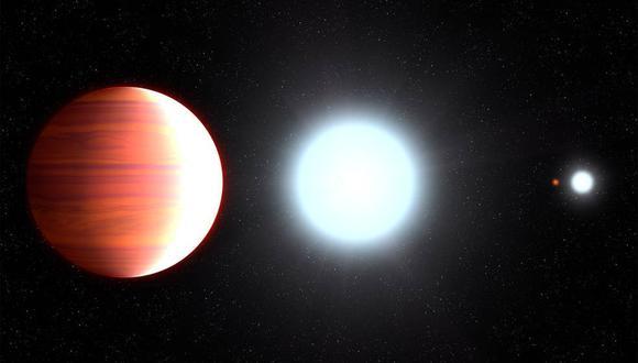 (Foto: NASA, ESA y G. Bacon)
