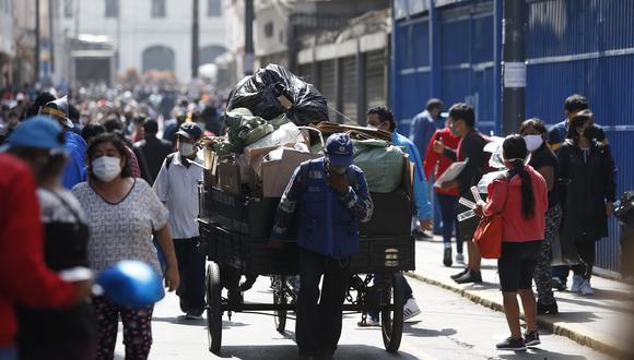 En Lima Oeste, la temperatura máxima llegaría a 22°C, mientras que la mínima sería de 15°C. (Foto: Violeta Ayasta/GEC)
