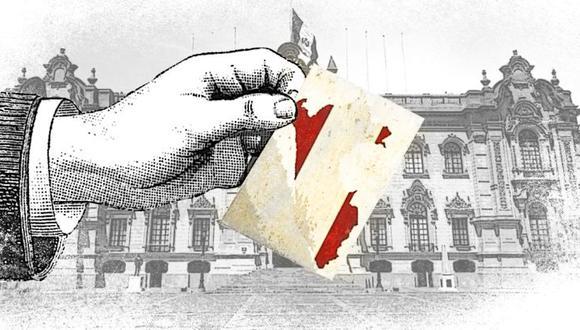 Los distintos partidos políticos tienen entre sus respectivas cartas presidenciales a figuras propias de la agrupación o nuevos afiliados. (Composición: El Comercio)