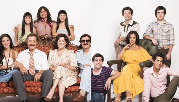 """""""De vuelta al barrio"""": esta es la canción oficial de la serie"""