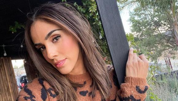 La actriz aconsejó a sus seguidores a quererse tal y como son. (Foto: Sandra Echevarría / Instagram)