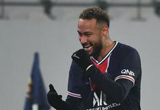 El gol de Neymar que le dio al PSG el título de la Supercopa de Francia   VIDEO
