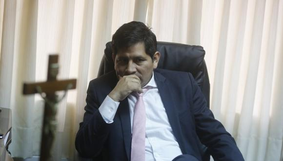 Ministerio Público solicitó 18 meses de prisión preventiva para Abel Concha