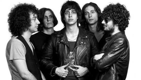 The Strokes encabeza el festival Vivo X el Rock. Los neoyorkinos se presentarán por primera vez en Lima el próximo 23 de noviembre en el Estadio de San Marcos. (Foto: Difusión)