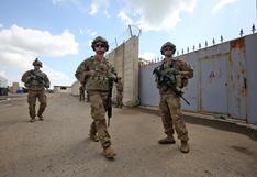 Irak no necesita tropas estadounidenses en el terreno, según su primer ministro