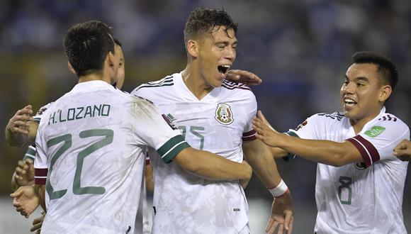 México vs. El Salvador por las Eliminatorias Qatar 2022 | Foto: @Concacaf