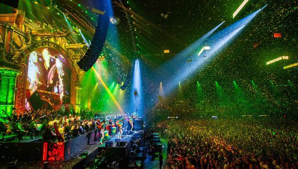 Tomorrowland 2020, el mayor festival de música electrónica, cancelado por el coronavirus. (Foto: AFP)