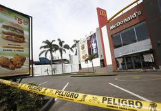 Caso McDonald's: abren investigación preliminar a fiscal que archivó denuncia por muerte de 2 jóvenes