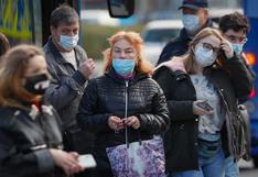Rusia marca un nuevo récord de contagios diarios de coronavirus con más de 13.000 casos