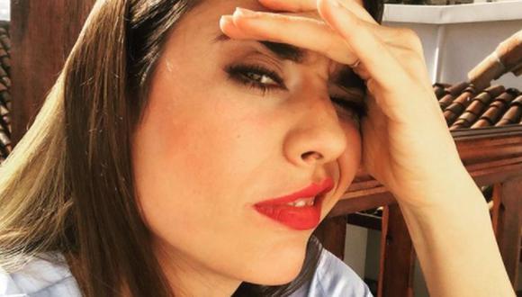 """La actriz de """"La reina del flow"""" dijo que no sabe si habrá una tercera temporada de la telenovela (Foto: Claudia Ramírez / Instagram)"""