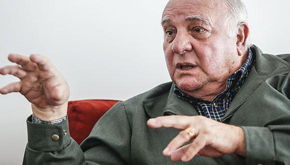 Giampietri señala que no pidió posible distinción del Congreso