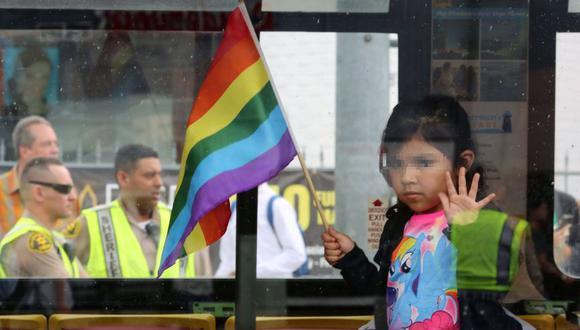 Las leyes a favor de la identidad de género han provocado miles de marchas en todo el mundo. (Foto: AFP)