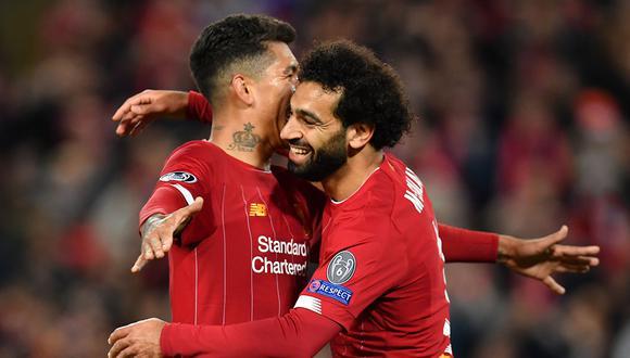 Liverpool es el líder de la Premier League tras jugarse siete fechas. Este sábado juega contra el Leicester desde las 9:00 horas. (Foto: AFP)