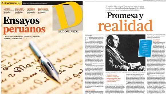 De la editora central: Concurso Peruanos al bicentenario