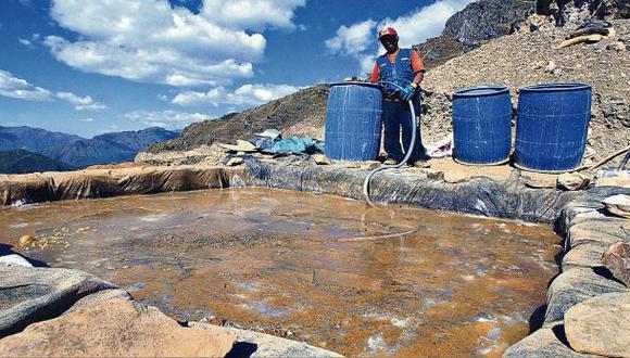 Tras 5 años inició juicio por contaminación minera en Sayapullo