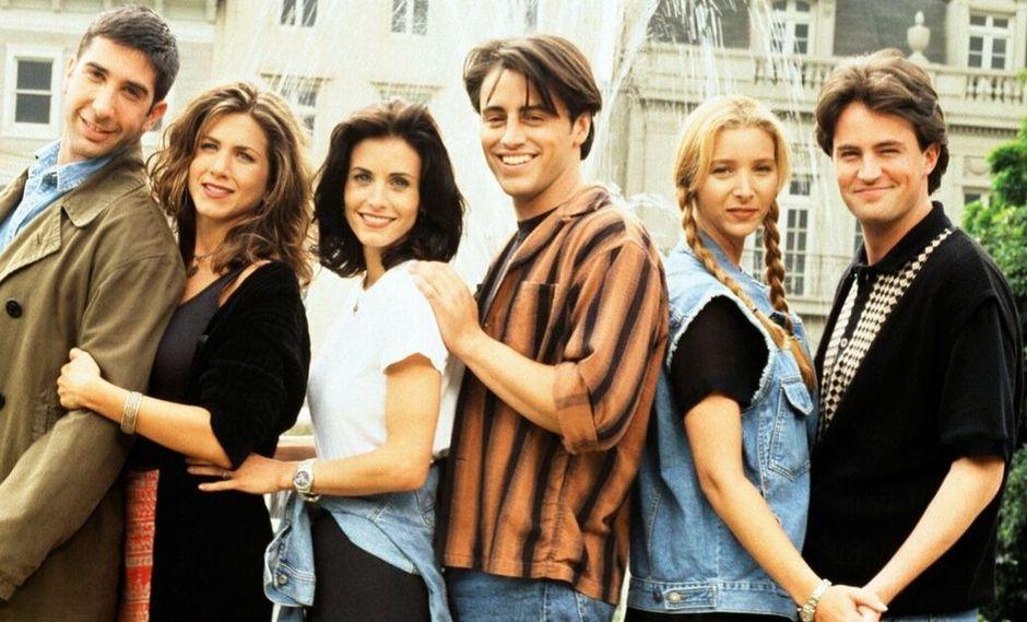 El prímer capítulo de Friends fue emitido el 22 de setiembre de 1994.