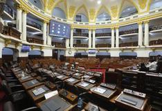 """Comisión de Constitución aprueba dictamen que """"interpreta"""" la cuestión de confianza"""
