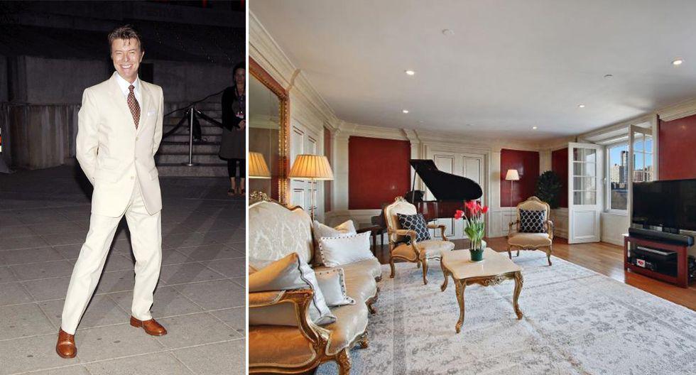 El departamento, ubicado en Nueva York, cuenta con 175 m2, tres dormitorios, tres baños y un piano que fue propiedad del cantante. (Foto: Shutterstock/ The Corcoran Group)
