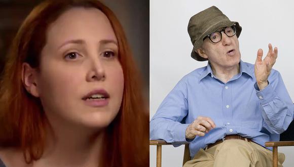 """Dylan Farrow sobre los abusos sexuales de Woody Allen: """"Estoy contando la verdad"""""""