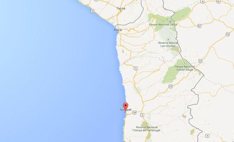 Temblor en Chile se sintió en Tacna: IGP registró 6,3 grados