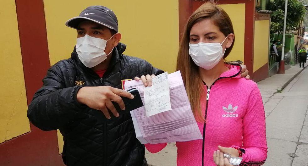 El juez Efraín Urbiola dijo que fue detenido cuando iba con su pareja a un centro de salud. Sin embargo, indicó que la ley es igual para todos. (Foto: Carlos Peña)