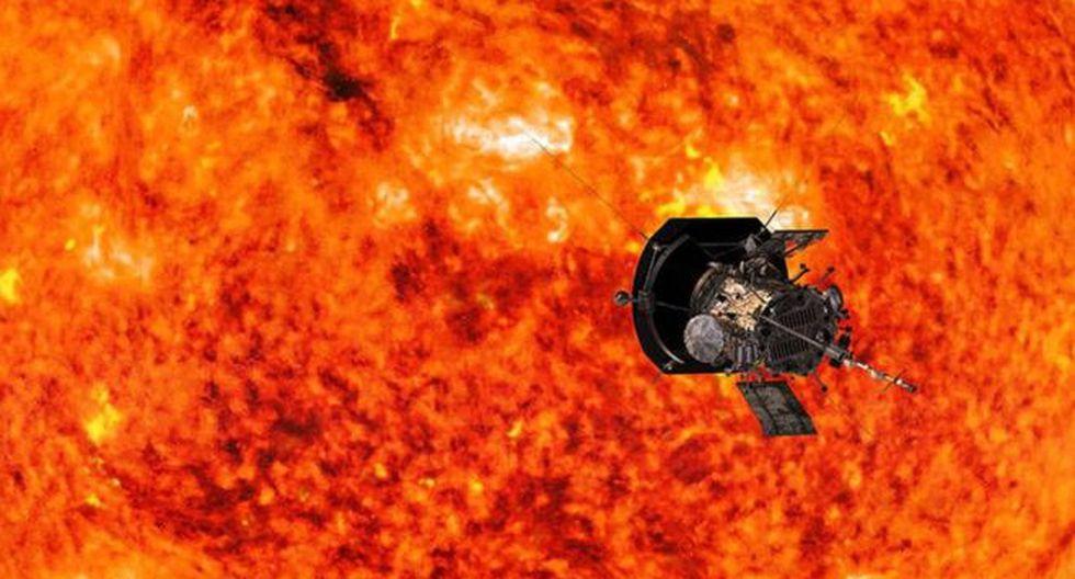 La Sonda Solar Parker deberá soportar temperaturas cercanas a 1.400 grados centígrados sin derretirse. (Foto: NASA/JOHN HOPKINS APL)