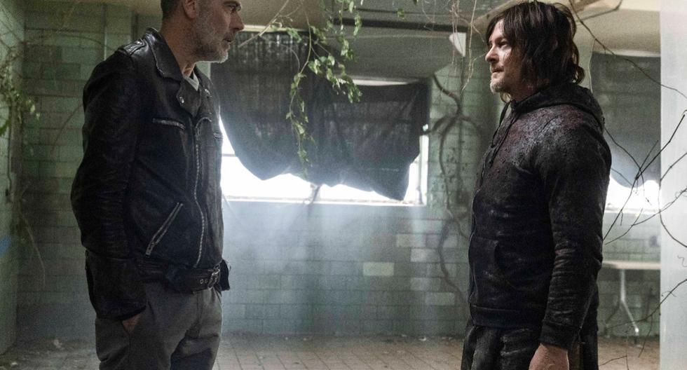 """Fox Premium revela nuevas imágenes del final de la décima temporada de """"The Walking Dead"""". (Foto: @thewalkingdead)"""