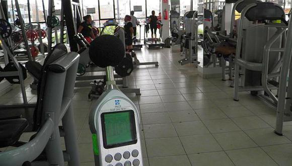 Chimbote: multan a gimnasio por contaminación sonora