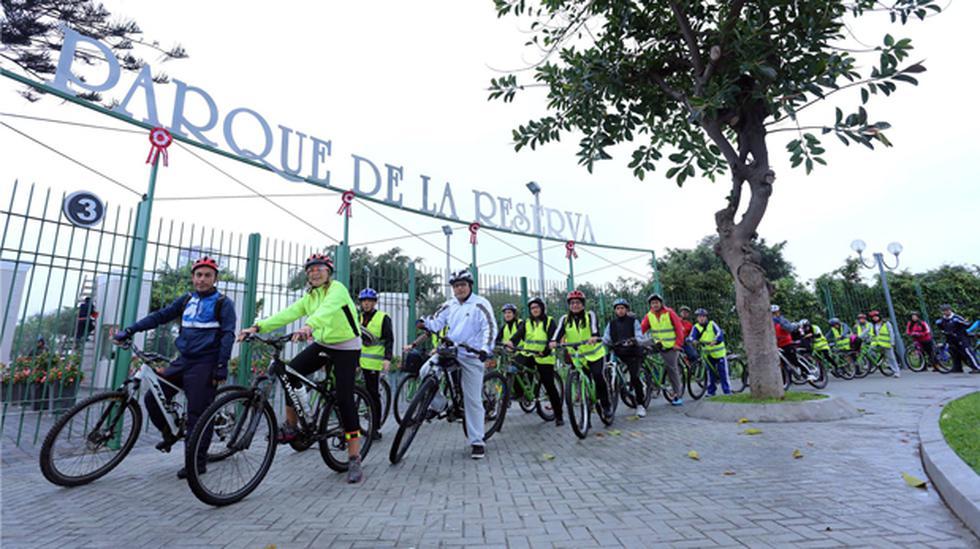 Promueven turismo en bicicleta para conocer una Lima distinta - 2