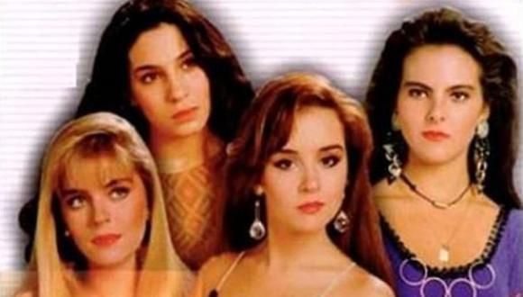 Muchachitas es una telenovela juvenil mexicana que fue emitida desde junio de 1991 hasta marzo de 1992 (Foto: Televisa)