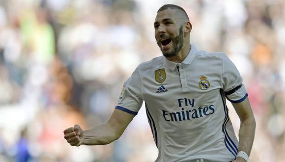 Real Madrid: Karim Benzema marcó este golazo ante Alavés