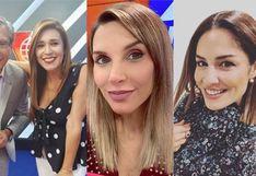 Verónica Linares comparte foto del pasado junto a Federico Salazar, Mávila Huertas y Juliana Oxenford