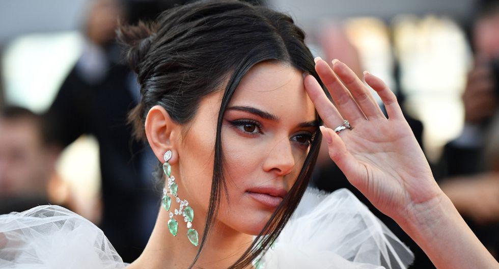 Para muchos, Kendall Jenner ama a los perros. (Foto: AFP)