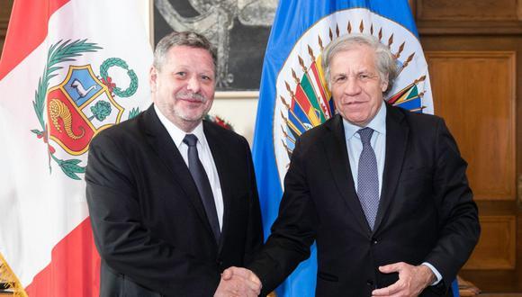 El embajador José Manuel Boza Orozco había sido designado ante la OEA el pasado 20 de febrero del 2019. (Foto: OEA)