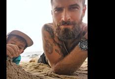 Luciano Mazzetti: lo que piensa de ser padre, el futuro y la felicidad